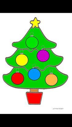 kerstboomspel