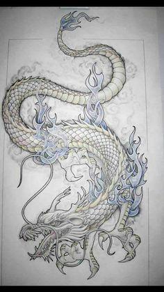 Dragon (Leg)
