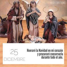 «Honraré la Navidad en mi corazón y procuraré conservarla durante todo el año» .  Charles Dickens (1812-1870)  Destacado escritor y novelista inglés.
