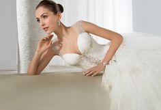 Vestido De Noiva Ellen Morgan Feito Sob Encomenda