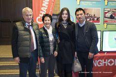 #Sport #Movie & TV 2014 - #Changhong sponsor dell'evento.