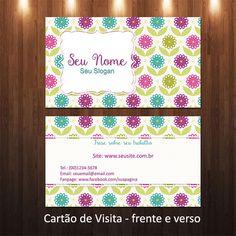 Arte Cartão de Visita - cód-03-15