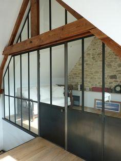 L'Art de Fer - réalisation sur mesure de portes d'intérieures métalliques - Bretagne