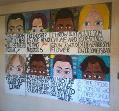 #middle school art lesson   quotes about friendship, caring  Share me!