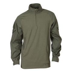 5.11 Rapid Assault Shirt is the ultimate combat shirt for tactical use. The body fabric is a lightweight, form fitting, moisture wicking knit that doesn't feel tight or restrictive. Features include flat lock seams to reduce chafing under body armor and saddle shoulder construction for maximum ROM.