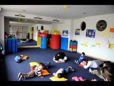 Clase de Yoga Infantil por Federico Gonzalez **El Gallo Pinto se Durmio**