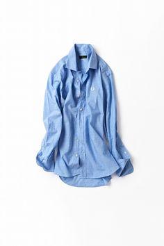 アイテム詳細(パリっ子気分を楽しむシャツ)| Kyoko Kikuchi's Closet|菊池京子のクローゼット