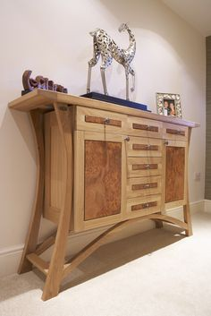 Built by Isaac Hirst Fine Furniture