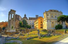 Spring There may be no better time to visit when the Eternal City is in full bloom Rome Italy, Good Night, The Good Place, Explore, Mansions, Country, House Styles, City, Travel