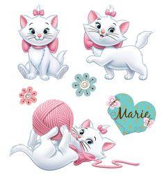 marie, disney, gato, os aristocats - DISNEY & more - Gatos Disney, Disney Cats, Art Disney, Disney Cartoons, Disney Magic, Disney Pixar, Disney Films, Disney Dream, Disney Love