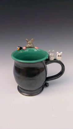 Hey, I found this really awesome Etsy listing at https://www.etsy.com/listing/189194152/totoro-and-friends-large-sized-mug-with