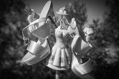 Ballet Shoes, Dance Shoes, Wedding Props, Fashion, Ballet Flats, Dancing Shoes, Moda, Fashion Styles, Ballet Heels
