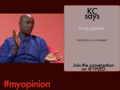 Discussing #addiction on #myopinion