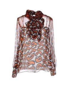 MIU MIU Blouse. #miumiu #cloth #dress #top #skirt #pant #coat #jacket #jecket #beachwear #