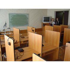dil labaratuvarı masası