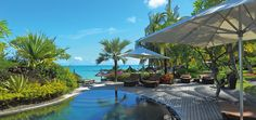 Royal Palm Beachcomber - Ile Maurice