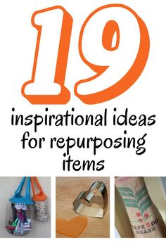 diy home sweet home: 19 inspiring ideas for repurposing items.
