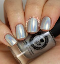 the nail polish challenge: I Love Nail Polish Fall 2014 Collection Part 1: Multichromes and Holo