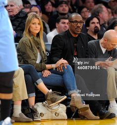 court-side style