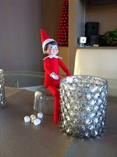 great elf on the shelf ideas