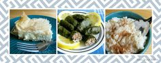 My Big Fat Greek Recipe Collection - Tiropita, Dolmades, and Rice Pudding Greek Appetizers, Recipe Boards, Middle Eastern Recipes, Greek Recipes, Food Items, Recipe Collection, Bon Appetit, Food Hacks, Vegan Vegetarian