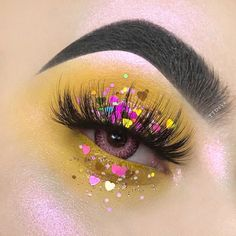 "Confetti from creative @robertavixen. Lenses:#dodopink. Use code ""TTDPIN"" get 10% off. #contactlenses#coloredlenses#glitters#beautifulmakeup#eyemakeup#like4like#coloredcontacts#contactsonline#eyecontact#ordercontactsonline#cheapcontactlenses#makeuptrend#flawlesssdolls#dressyourface#influencer#bblogger#cosmeticlens#fashionmakeup#makeupworld#likeforlike#eyesmakeup#contactlenses#contactlens#makeup#makeupoftheday#ttdeye"