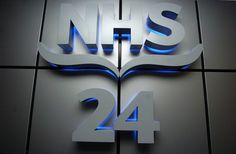 THE new multi-million pound computer telecommunications system at helpline NHS 24 had to be abandoned within an hour of its launch last night.