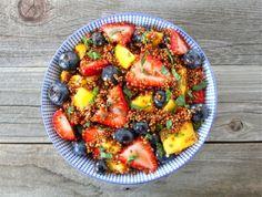 8 dicas para fazer uma salada apetitosa e saudável de verdade!