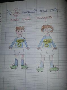 LA MAESTRA MARIA TI SALUTA: ortografia - classe 2^ Bullet Journal, Teaching, Education, Homeschooling, Anna, Ideas, Onderwijs, Learning
