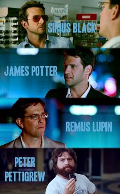 The Marauders: Hangover Edition