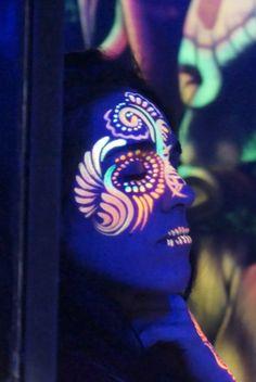 UV facepaint                                                                                                                                                                                 More