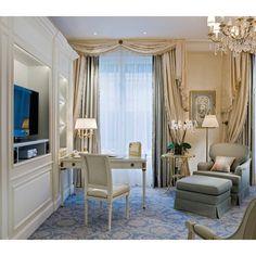 Отель George V: парижская сказка, Buro 24/7 via Polyvore
