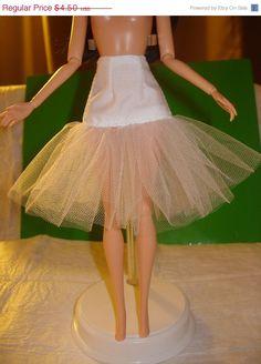 Holiday SALE Barbie Doll Separates  White by KelleysKreationsLV, $4.27