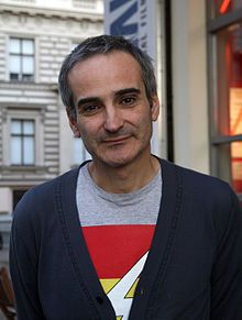 French auteur Olivier Assayas will be participating in a Master Class during Festival