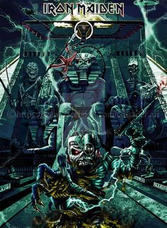 Iron Maiden by croatian-crusader on DeviantArt