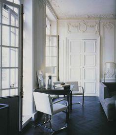 Tom Ford's  Paris Apartment