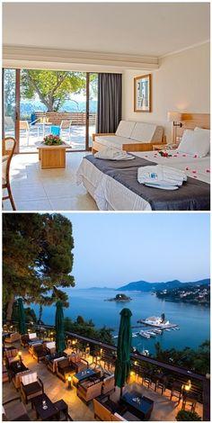 #Corfu_Holiday_Palace_Hotel - #Corfu - #Greece http://en.directrooms.com/hotels/info/2-55-421-29272/