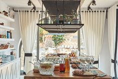 """GRANDMA'S RESTAURANT of Liostasi Hotel in Ios, honored with a Toques d' Or award in the category """"Modern Cuisine"""" in 2019 and offers an upscale culinary experience in creativ Grandma's Restaurant, Breakfast Buffet, Hotel Suites, Greek, Traditional, Modern, Furniture, Home Decor, Kitchens"""