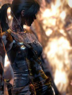 Lara Croft 2, Lara Croft Cosplay, Tomb Raider Lara Croft, Tomb Raider Video Game, Tomb Raider 2013, Tom Raider, Rise Of The Tomb, Fanart, Warrior Cats