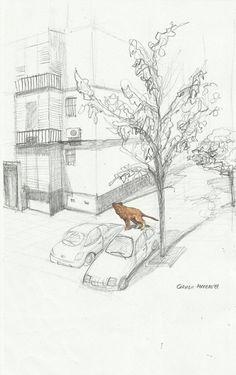 Una leona en Villegas... de Carmen Romero