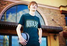 High school senior. Boy.
