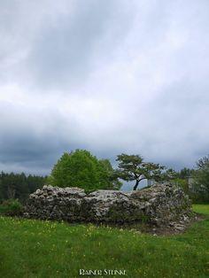Wo einst der Galgen stand, das Hochgericht bei Pottenstein - Fränkische Schweiz