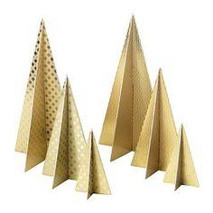 Ünnepi dekoráció - Fa díszítés & Gyertyák & gyertyatartók - IKEA