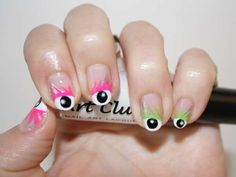 All-Seeing Eye Nails
