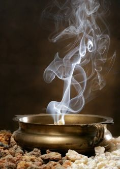 Frankincense Essential Oil: made from the resin of the plant. The burning of frankincense produces a psycho-active substance (trahydrocannabinole) which expands consciousness. Comforting, refreshing, slows down breathing and produces feelings of calm