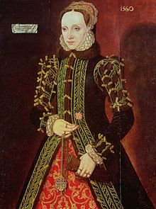 Lady Elizabeth FitzGerald, Countess of Lincoln (1527 – March 1590)