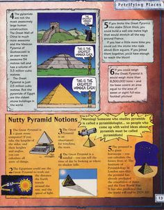 Horrible Histories Magazine # 3 : The Awesome Egyptians Mummy Mania Egyptian Crafts, Egyptian Mummies, Ancient Egypt Lessons, Egypt Games, 6th Grade Social Studies, 6th Grade Reading, Horrible Histories, History Magazine, Ap World History