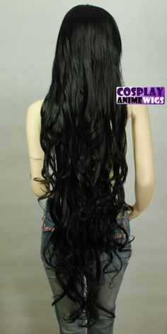 This kind of Anime Wig will complete your costume for its unique design.