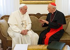 Pope Francis asks for an effective political solution for Iraq and entrusts to Cardinal Filoni the mission of witnessing to the people his closeness and solidarity - No to hatred in the name of God - L'Osservatore Romano - Vatican - 10 August 2014