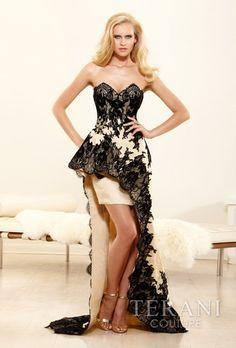 Terani Couture #Prom #Fashion
